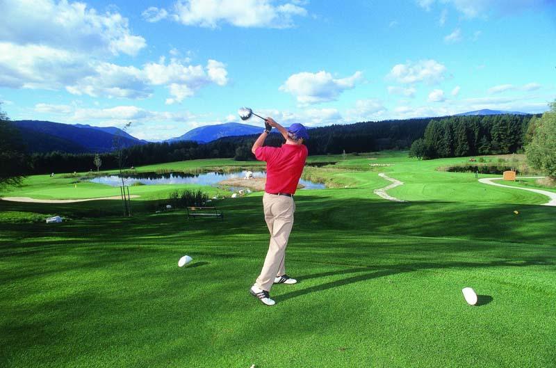 Golfanlage-Finkenstein