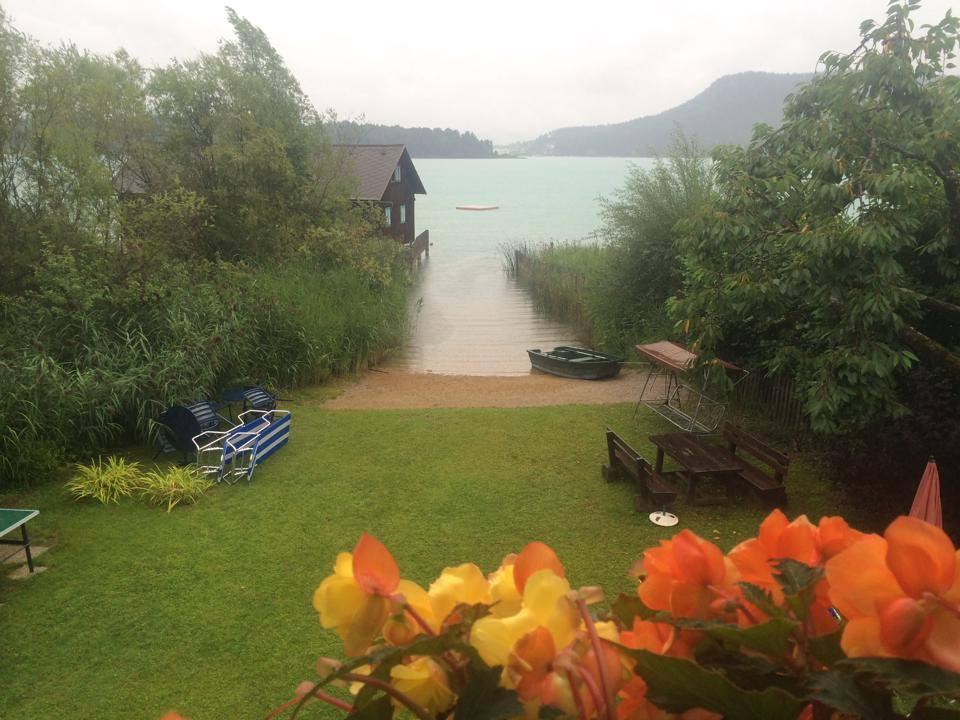 Ein lauer Sommerregen
